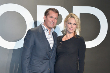 Scott Stuber Tom Ford Presents His Autumn/Winter 2015 Womenswear Collection At Milk Studios In Los Angeles - Red Carpet