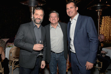 Scott Stuber Ted Sarandos Jennifer Meyer Celebrates First Store Opening in Palisades Village At The Draycott With Gwyneth Paltrow And Rick Caruso