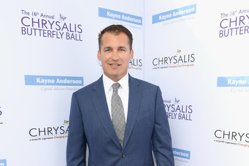 Scott Stuber 16th Annual Chrysalis Butterfly Ball - Arrivals