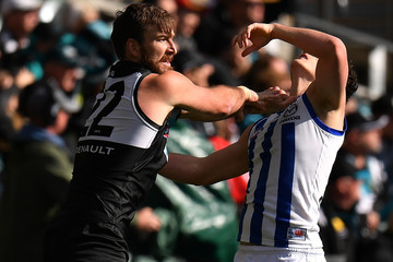 Scott Thompson AFL Rd 17 - Port Adelaide v North Melbourne
