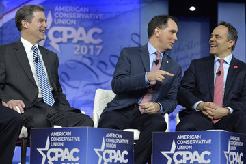Scott Walker The Conservative Political Action Conference (CPAC) at National Harbor