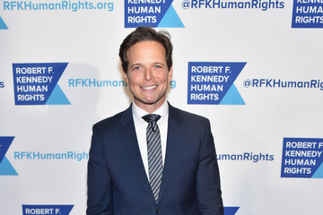Scott Wolf RFK Human Rights' Ripple of Hope Awards Honoring VP Joe Biden, Howard Schultz & Scott Minerd in New York City - Arrivals