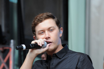 Scotty McCreery Scotty McCreery Performs in NYC