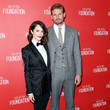 Josh Pence and Abigail Spencer