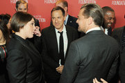 (L-R) Honorees Megan Ellison, David O. Russell, Leonardo DiCaprio and Lee Daniels attend the Screen Actors Guild Foundation 30th Anniversary Celebration at Wallis Annenberg Center for the Performing Arts on November 5, 2015 in Beverly Hills, California.