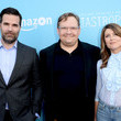 Andy Richter and Rob Delaney Photos