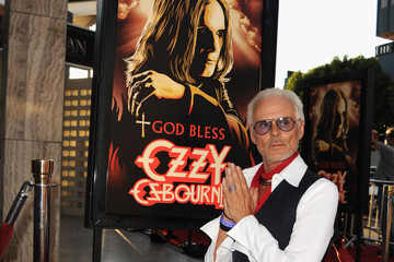 "Michael Des Barres Screening Of ""God Bless Ozzy Osbourne"" To Benefit The Musicares Map Fund - Red Carpet"