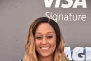 """Actress Tamera Mowry attends the screening of """"Ice Age: Collision Course"""" at Zanuck Theater at 20th Century Fox Lot on July 16, 2016 in Los Angeles, California."""