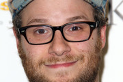 """Actor Seth Rogen attends the Screening of Oscilloscope Laboratories' """"We Need To Talk About Kevin"""" at the Writers Guild Theater on November 10, 2011 in Beverly Hills, California."""