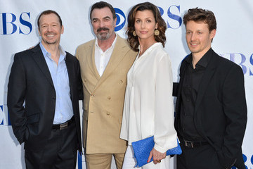 """Donnie Wahlberg Bridget Moynahan Screening And Panel Discussion Of CBS' """"Blue Bloods"""""""