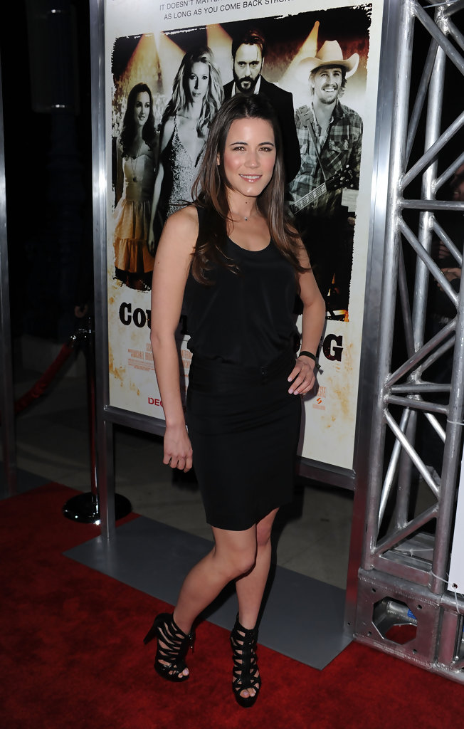 Nathalie Fay at the Los Angeles premiere of THE HANGOVER