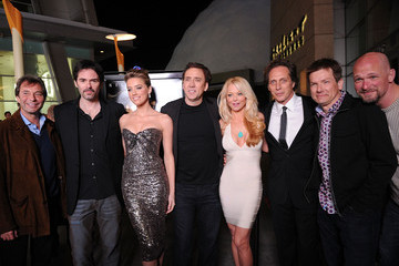 """Patrick Lussier Screening Of Summit Entertainment's """"Drive Angry 3D"""" - Red Carpet"""