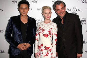 """Kate Bosworth Danny Huston Screening Of """"The Warrior's Way"""" - Arrivals"""