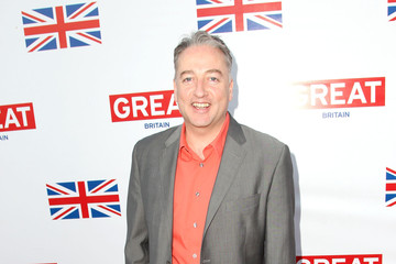 Seamus McGarvey GREAT British Film Reception - Red Carpet