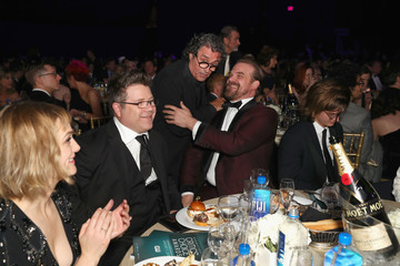 Sean Astin FIJI Water at the 23rd Annual Critics' Choice Awards
