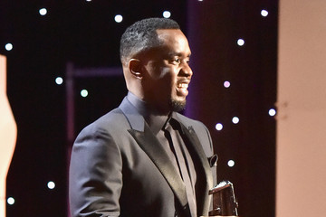 Sean Combs 21st Annual Hollywood Film Awards - Backstage and Audience