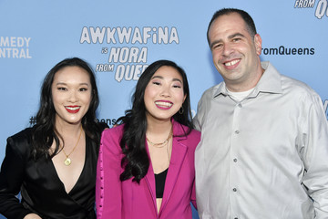 Sean Fogel Comedy Central's Awkwafina is Nora From Queens Premiere Party