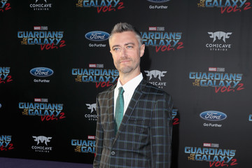 Sean Gunn Premiere of Disney and Marvel's 'Guardians of the Galaxy Vol. 2' - Arrivals