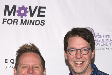 Sean Hayes The Women's Alzheimer's Movement And Equinox Fitness Clubs Host 2019 'Move For Minds'