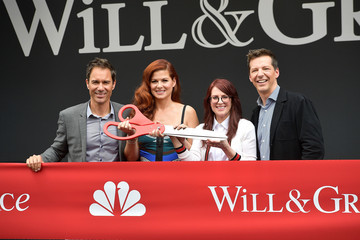 Sean Hayes 'Will & Grace' Ribbon Cutting Ceremony