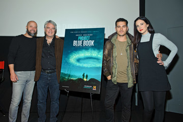 Sean Jablonski Project Blue Book Chicago Screening Hosted By HISTORY