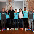 Sean Mannion ASICS Elite Runners Come Together In Atlanta To Discuss Their Training And Outlook Ahead Of The U.S. Marathon Trials