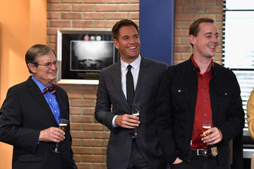 Sean Murray 'NCIS' Cast and Crew Throw a Party