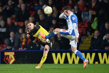 Sean Murray Watford v Blackburn Rovers