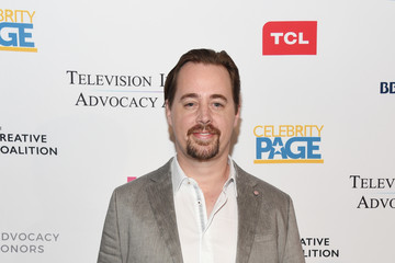 Sean Murray The Creative Coalition's 2018 Television Industry Advocacy Awards - Arrivals