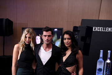 Sean O'Pry Belvedere Vodka Celebrates Partnership with SPECTRE at One World Observatory