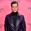Sean O'Pry 2018 Victoria's Secret Fashion Show in New York – Show Pink Carpet Arrivals