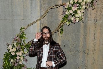 Sean Ono Lennon Gucci Bloom, Fragrance Launch Event at MoMA PS1 in New York