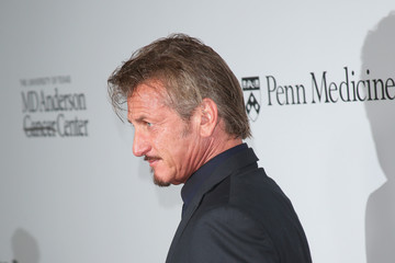 Sean Penn Sean Parker and The Parker Foundation Launch The Parker Institute for Cancer Immunotherapy Gala - Arrivals