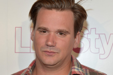 Sean Stewart Arrivals at Life & Style Weekly's 10-Year Anniversary Party