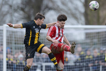 Sean Taylor Morpeth Town v Bowers & Pitsea - FA Vase Semi Final: Second Leg
