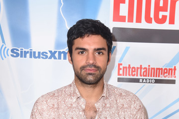 Sean Teale SiriusXM's Entertainment Weekly Radio Channel Broadcasts From Comic Con 2017 - Day 3