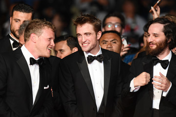 Sebastian Bear-McClard 'Good Time' Red Carpet Arrivals - The 70th Annual Cannes Film Festival