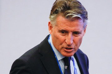 Sebastian Coe Opening Ceremony Of The 132nd IOC Session - Winter Olympics