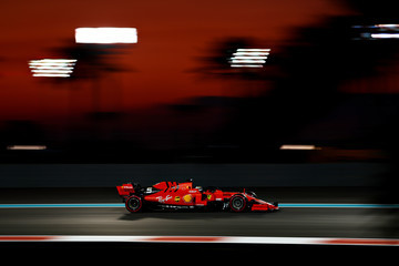 Sebastian Vettel European Best Pictures Of The Day - November 29, 2019