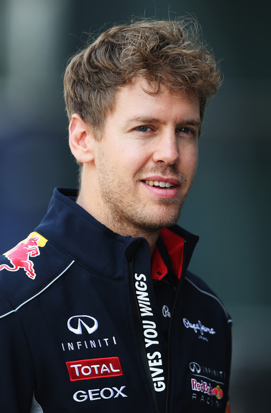 Sebastian vettel f1 grand prix of china previews