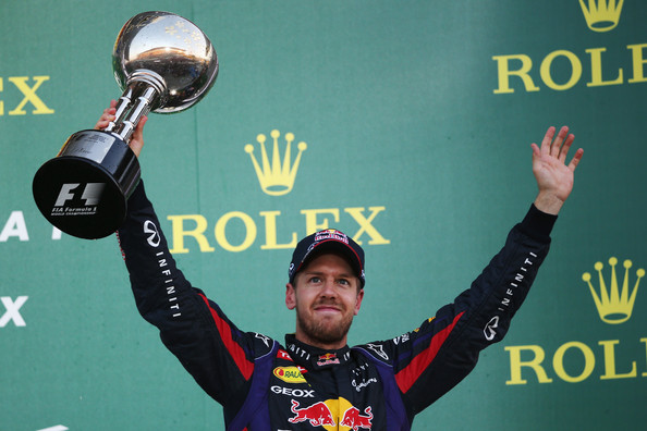Sebastian Vettel - F1 Grand Prix of Japan