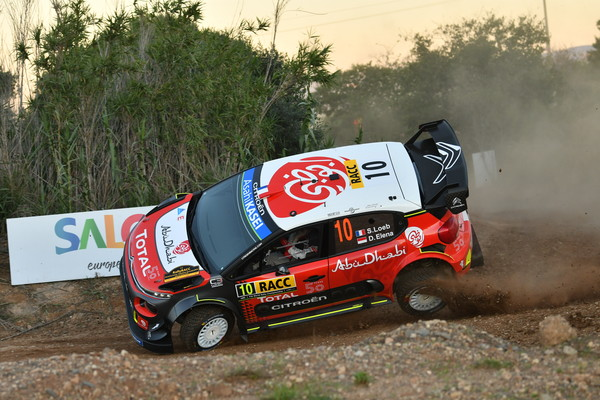 FIA World Rally Championship Spain - Day One