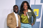 Kevin Hart and Tiffany Haddish attend the Australian premiere of 'The Secret Life of Pets 2' during the Sydney Film Festival on June 06, 2019 in Sydney, Australia.
