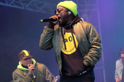 Rapper will.i.am of The Black Eyed Peas performs at Secret Solstice Festival powered by Icelandic Glacial on June 22, 2019 in Reykjavik, Iceland.