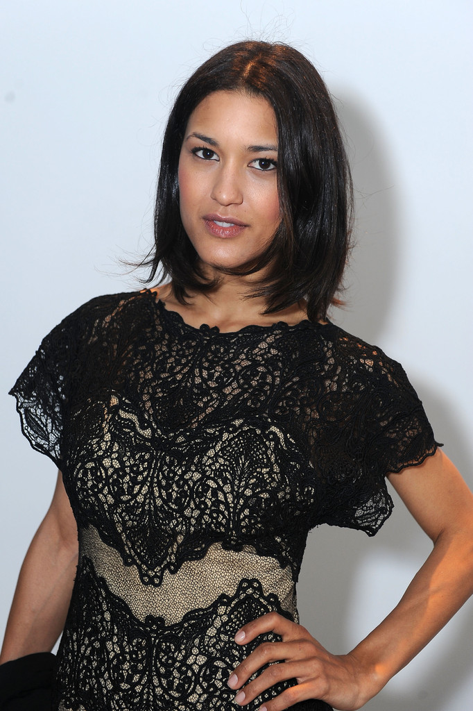 Julia Jones At Burberry Body Launch In Beverly Hills: Seen Around Lincoln Center