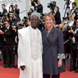 Segolene Royal 70th Anniversary Red Carpet Arrivals - The 70th Annual Cannes Film Festival