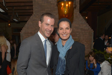 Sela Ward Grand  Opening Of RivaBella Ristorante In West Hollywood
