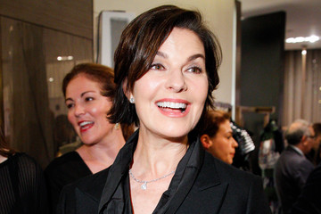 Sela Ward Fashion Lives Book Launch