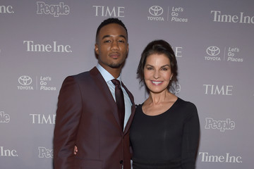 Sela Ward TIME and People's Annual White House Correspondents' Association Cocktail Party