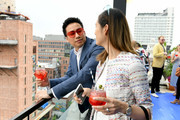"""Select Aperitivo and Harley Viera-Newton host """"Select Dreams"""" at The Hoxton Hotel on June 05, 2019 in Brooklyn, New York."""